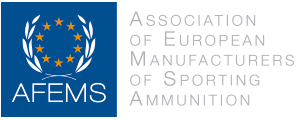 AFEMS – Association of European Manufacturers of Sporting Ammunition – AISBL Logo